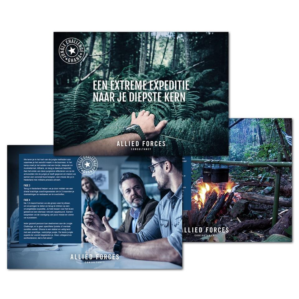 JungleBeeld tbv websitepagina